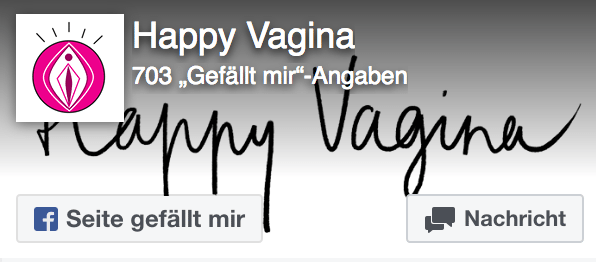 Happy Vagina auf Facebook