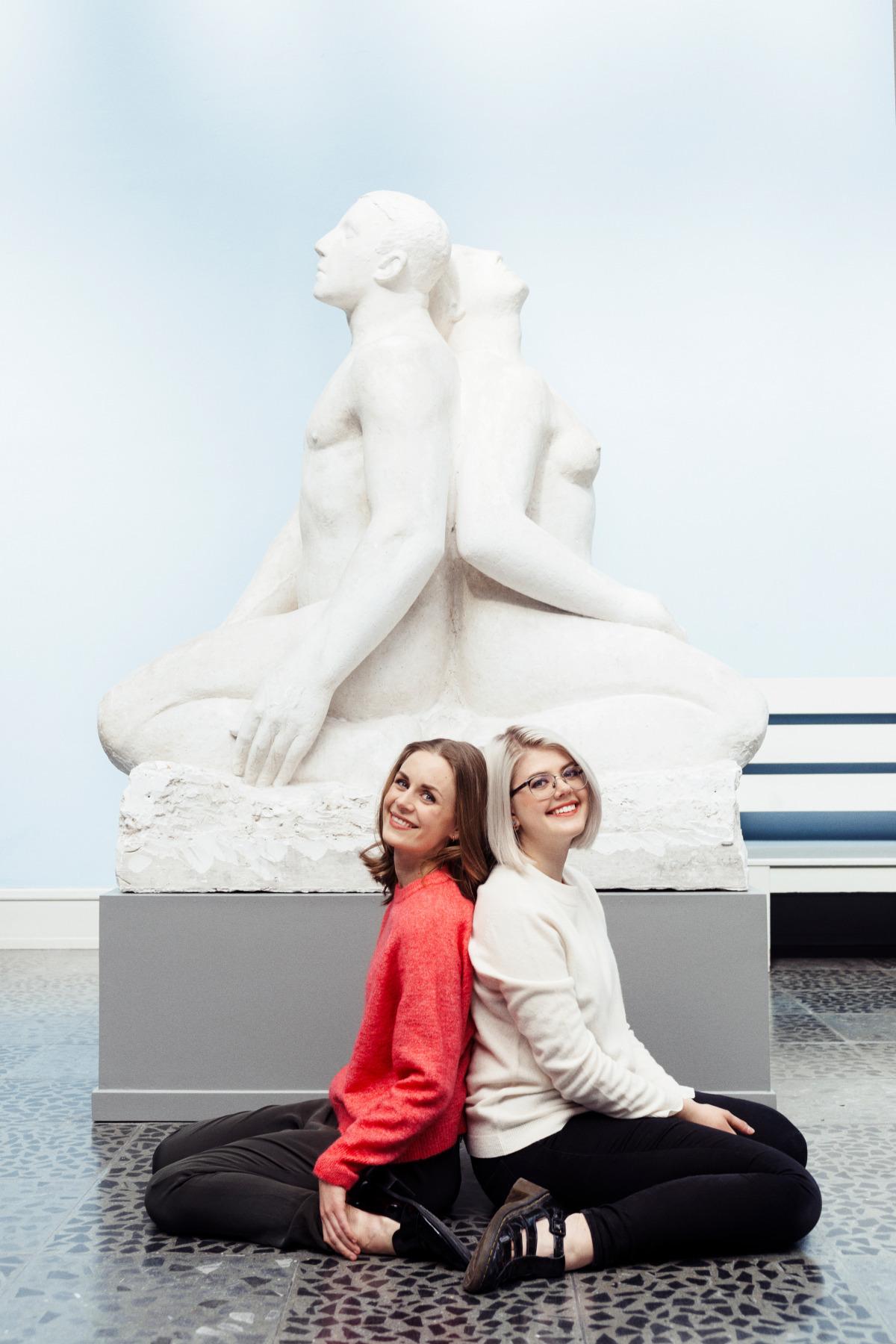 Nina Brochmann (l.) und Ellen Stokken Dahl