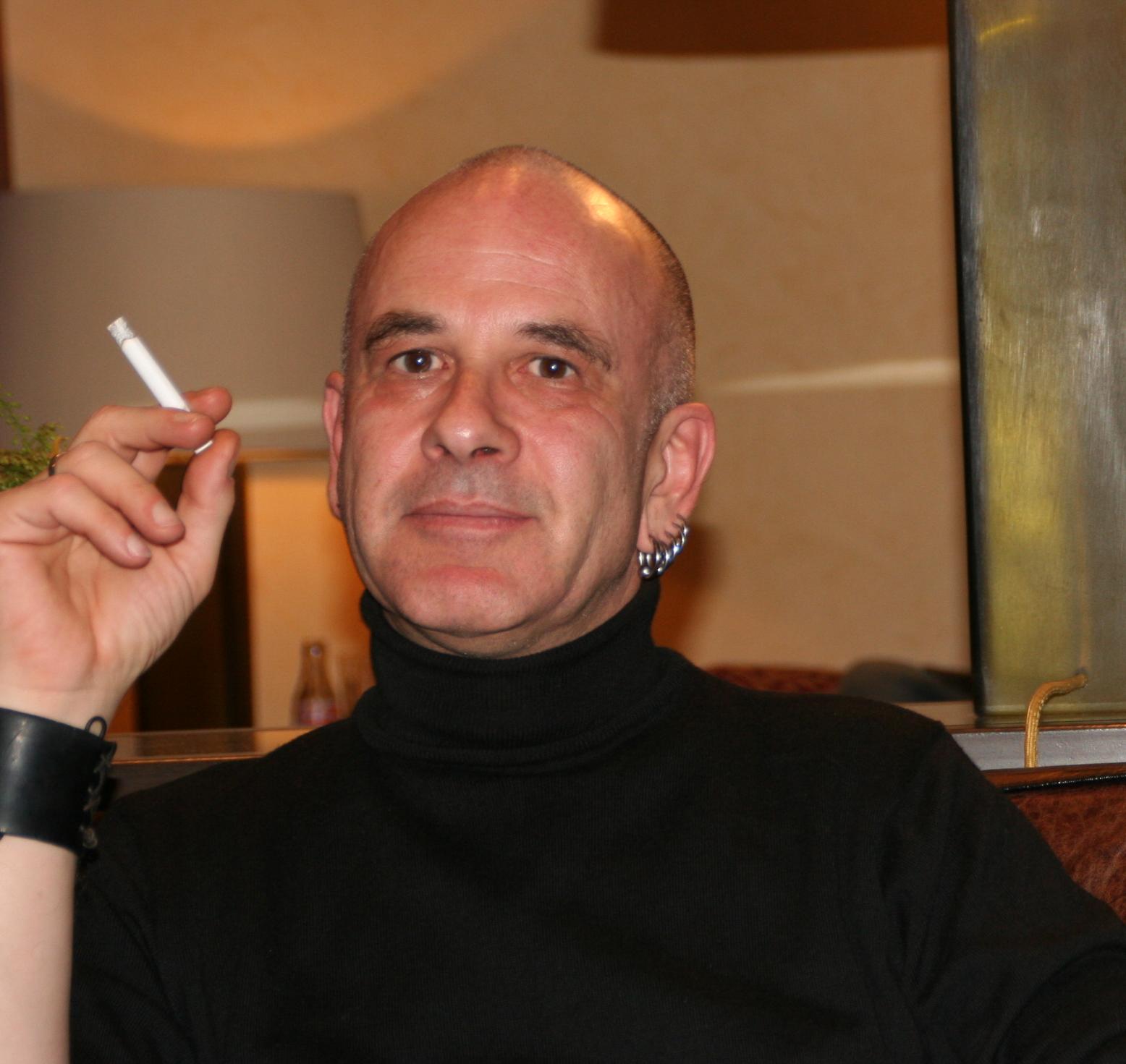 Bondage-Spezialist Matthias T.J. Grimme