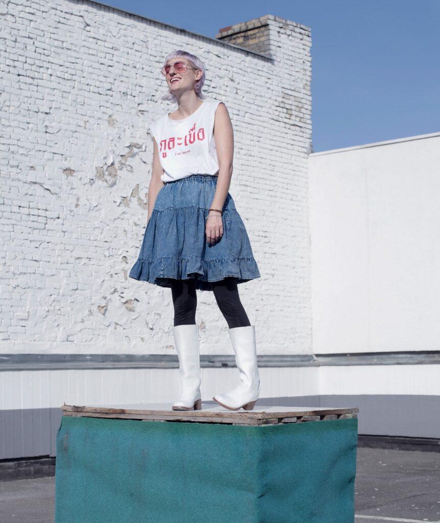 Luise Zücker Schmuck Designerin aus Berlin, Foto von Koa Koppenhöfer