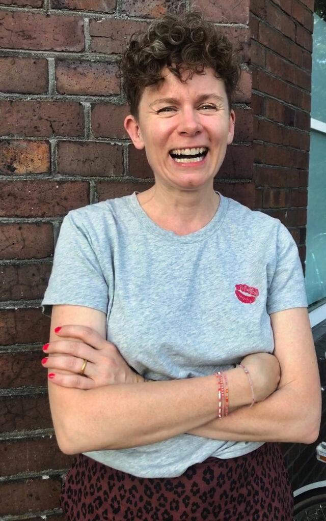 Pressefoto von Tina Molin bei Denise Siegel