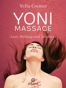 Buchcover Yoni Massage von Yella Cremer